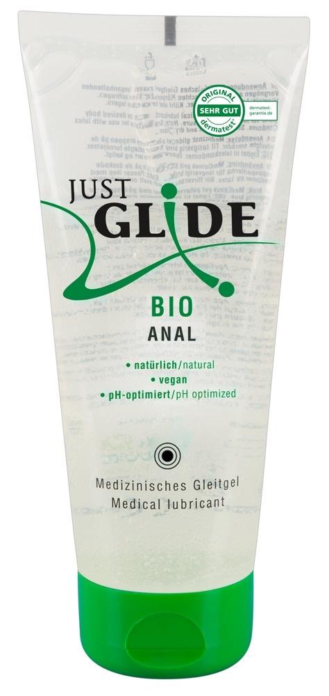 Just Glide Bio Anal