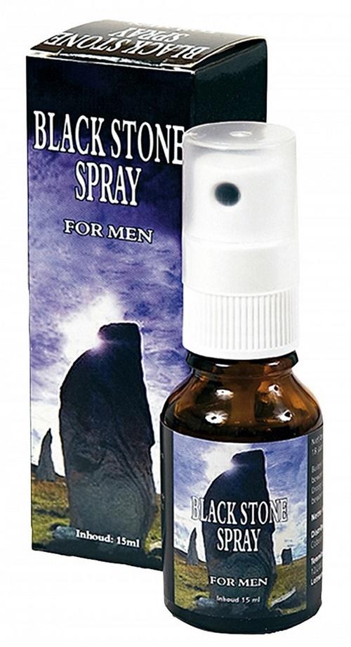 Black Stone Spray, 15 ml