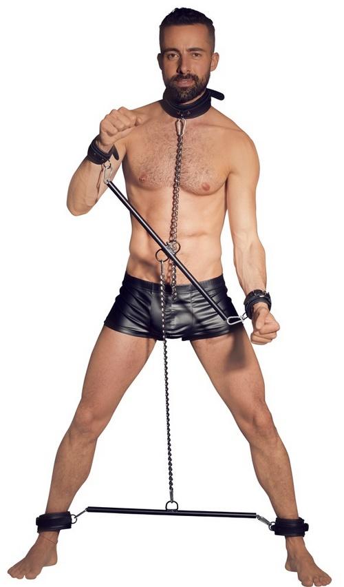 Full Body Restraints Leather